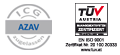 TÜV Logo Austria & Logo AZAV