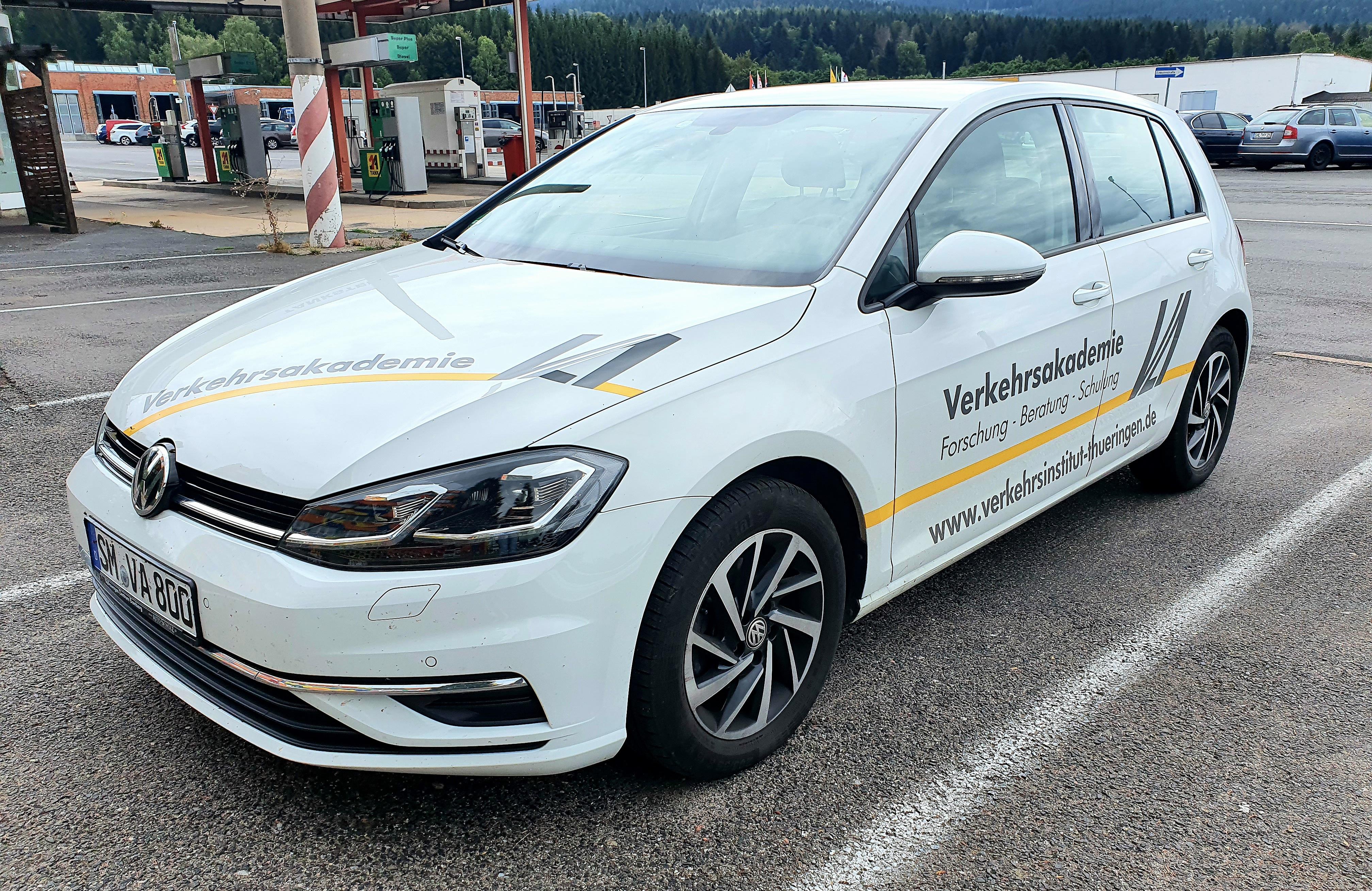 VW Golf Automatik